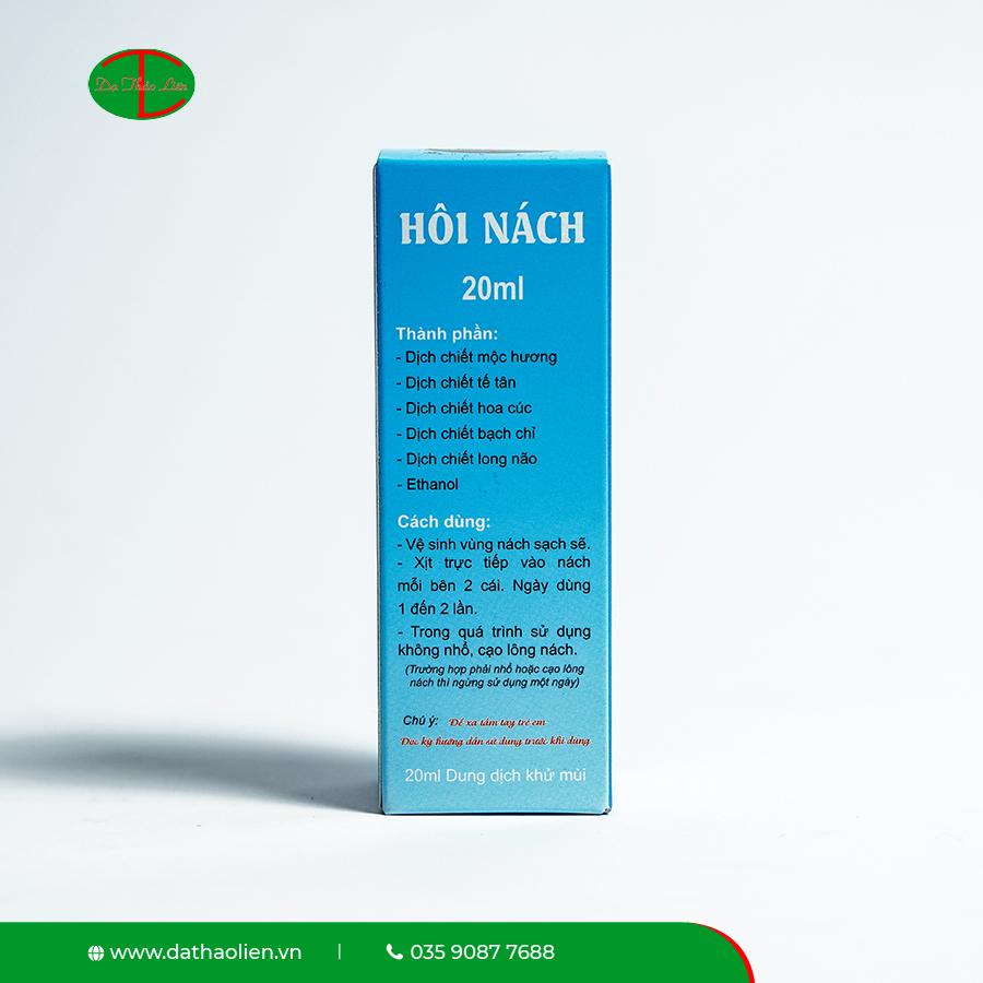 Hôi Nách - Dạ Thảo Liên